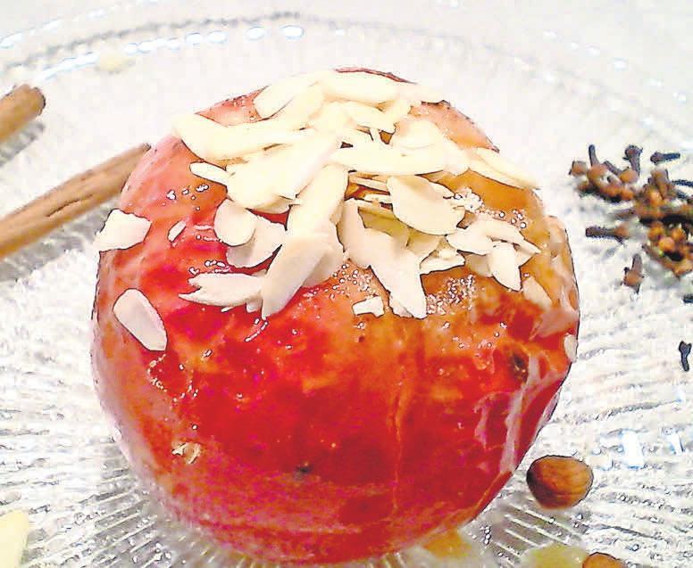 Bratäpfel schmecken besonders gut in den kalten Monaten – die Rezeptvariationen sind vielfältig. Foto: Aira, pixelio.de