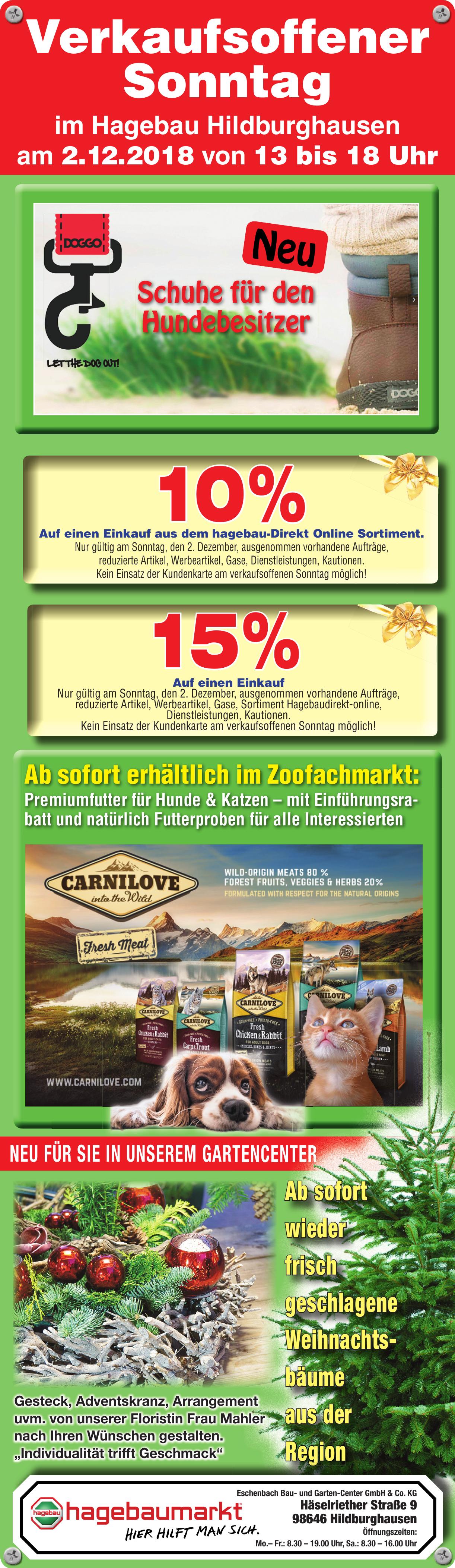 Eschenbach Bau- und Garten-Center GmbH & Co. KG
