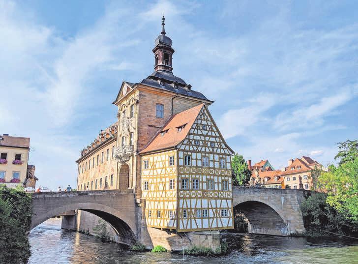 (3) Städtetouren gehören ebenfalls zum Angebot