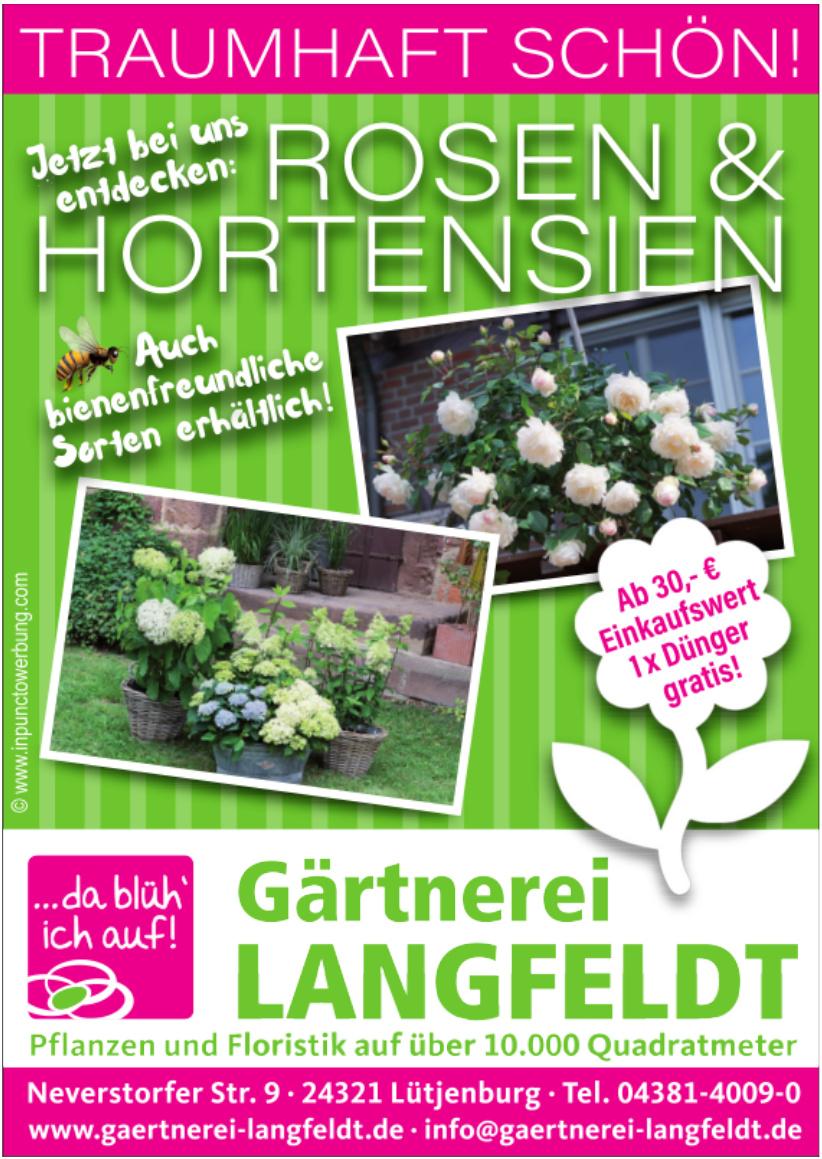 Gärtnerei Langfeldt