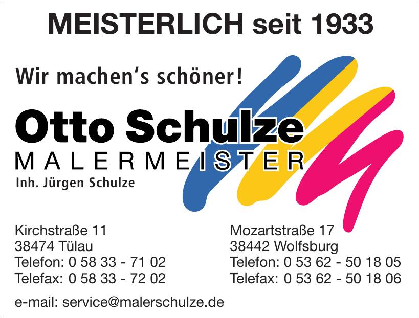 Otto Schulze