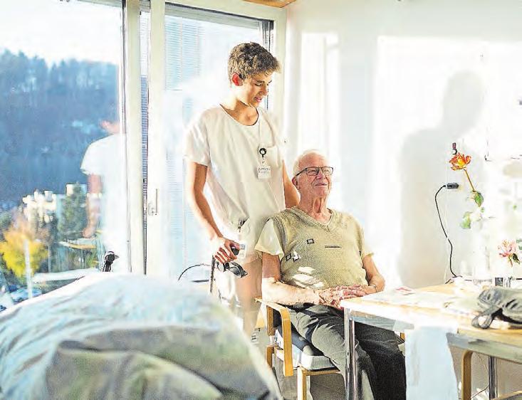 Bilder: Bürgerspital Solothurn