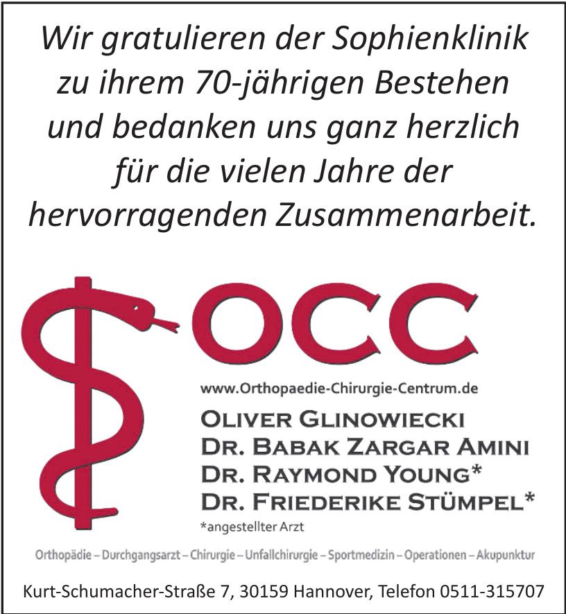 OCC - Orthopädie-Chirurgie-Centrum