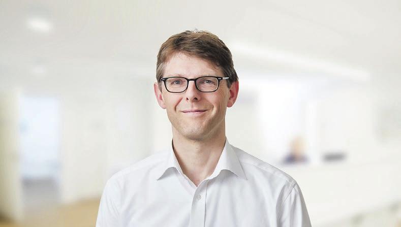 Prof. Dr. Frank Moosig FOTOS: WWW.STEVENHABERLAND.COM