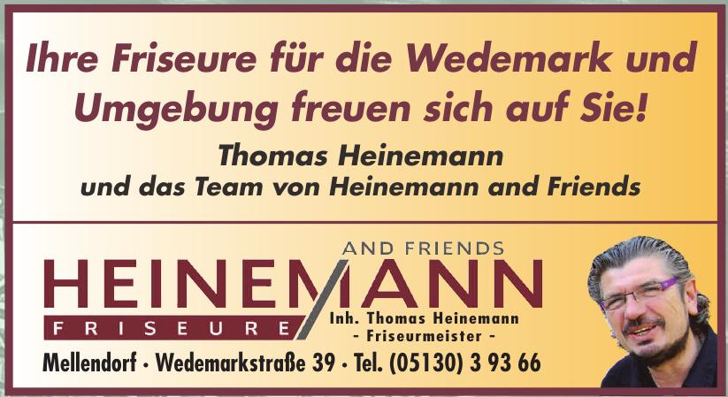 Friseure Heinemann and Friends