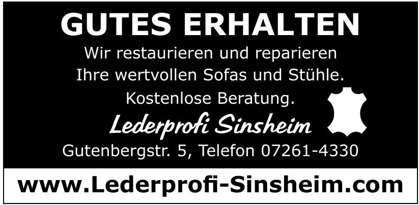 Lederprofi Sinsheim