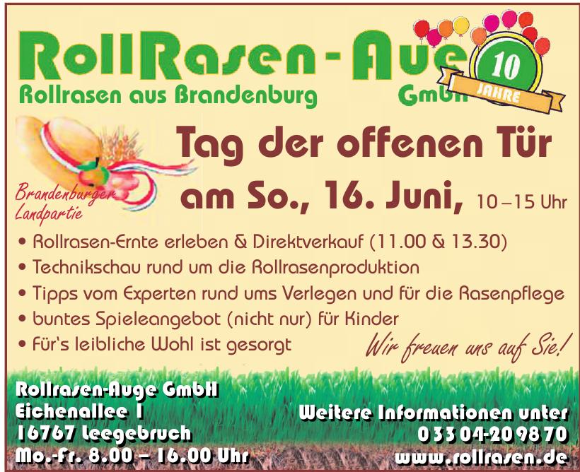 Rollrasen-Aue GmbH
