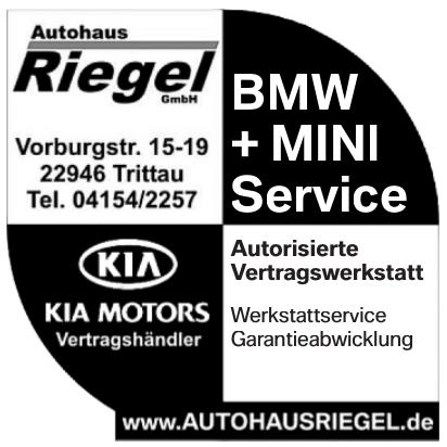 Autohaus Riegel GmbH