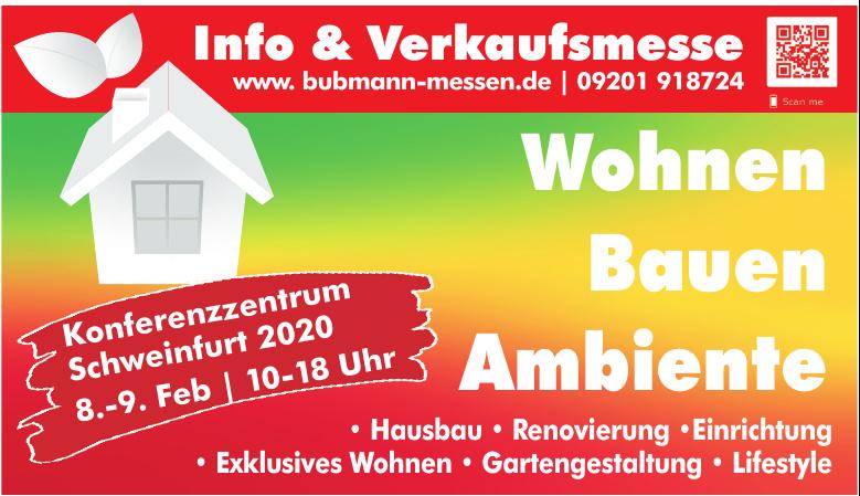 Bubmann Messen