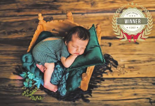 Prämiertes Babyfoto von Kerstin Paulus Foto: KP Photography