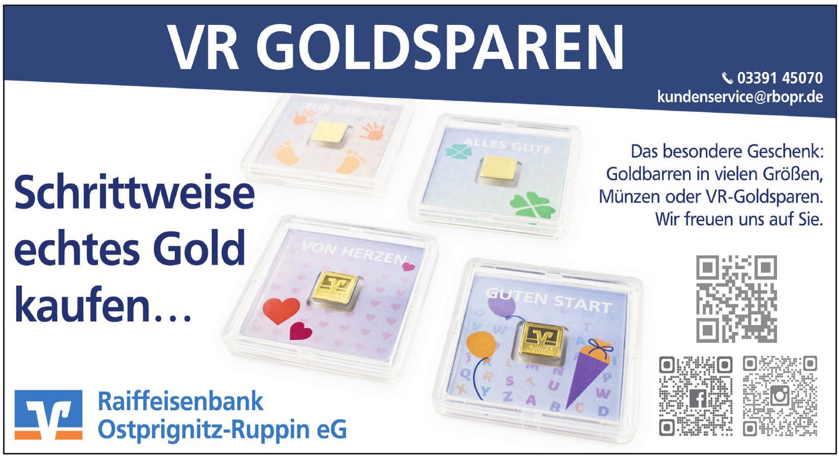 Raiffeisenbank Ostprignitz-Ruppin eG