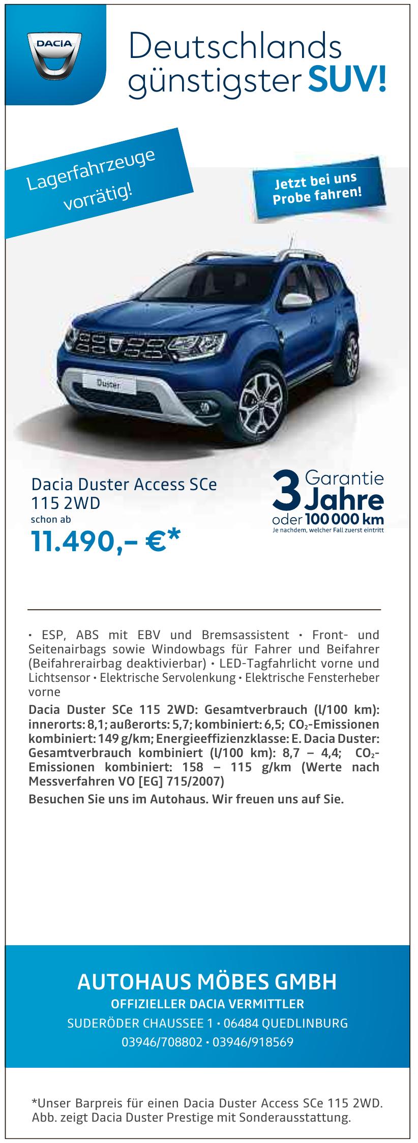 Autohaus Möbes GmbH