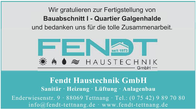 Fendt Haustechnik GmbH
