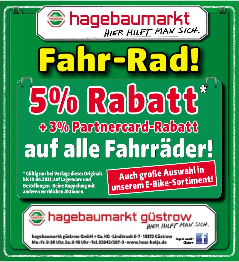 hagebaumarkt güstrow GmbH + Co. KG