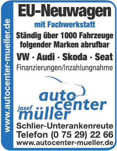 Autocenter Müller - Josef Müller