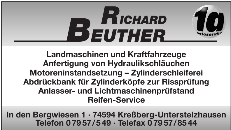 Richard Beuther