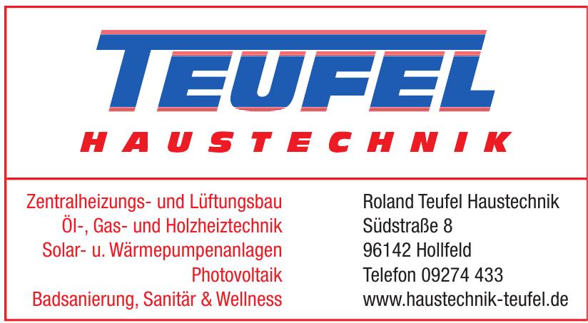Roland Teufel Haustechnik