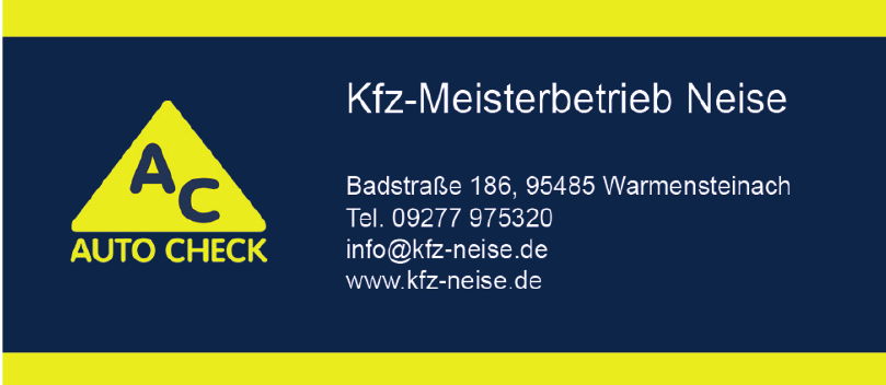 Kfz-Meisterbetrieb Neise