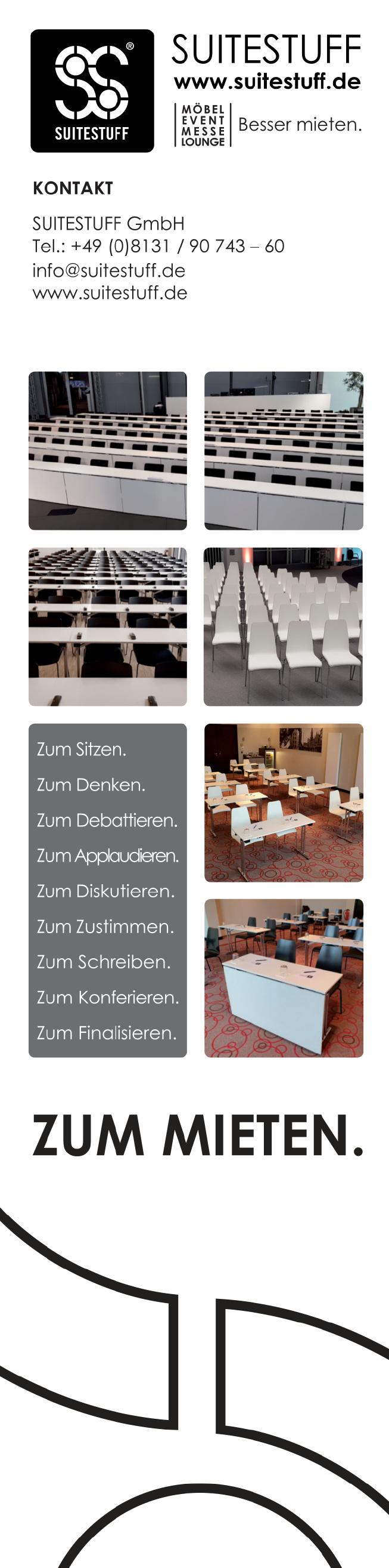 SUITESTUFF GmbH