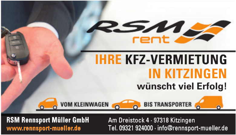 RSM Rennsport Müller GmbH