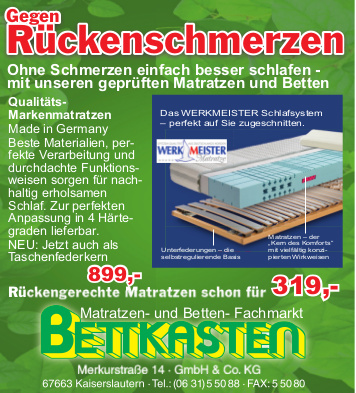 Bettkasten GmbH & Co. KG