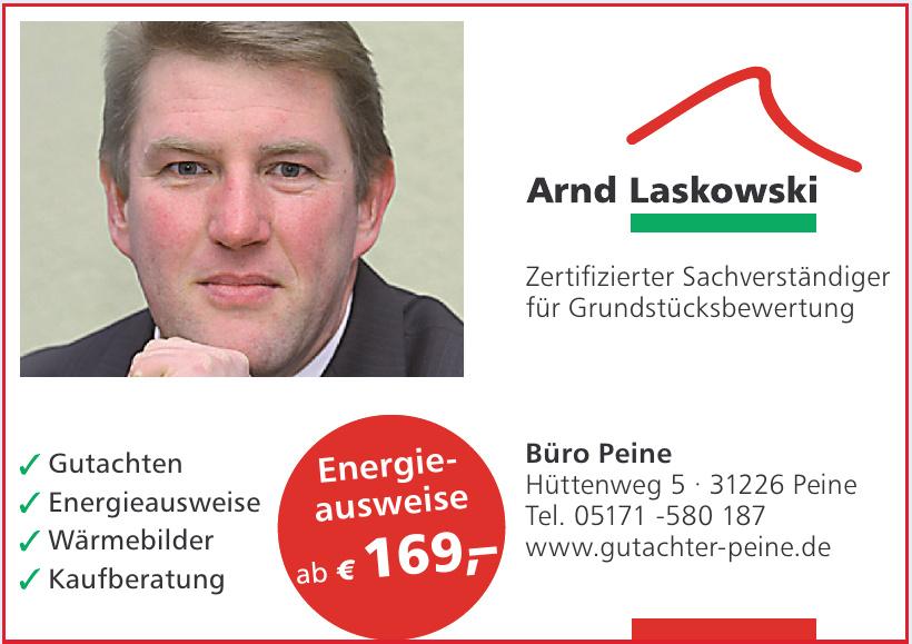 Arnd Laskowski