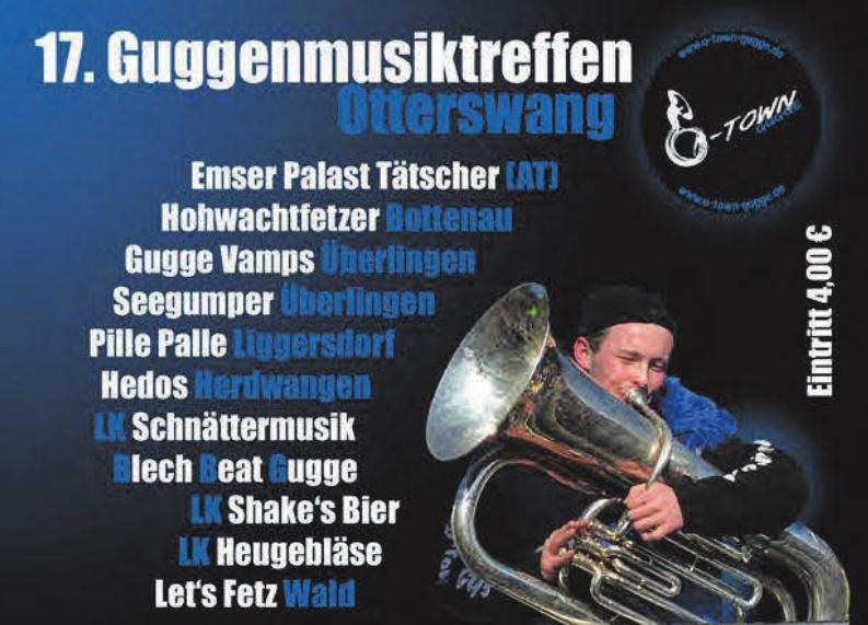 17. Guggenmusiktreffen