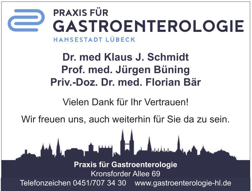 Praxis für Gastroenterologie Hansestadt Lübeck