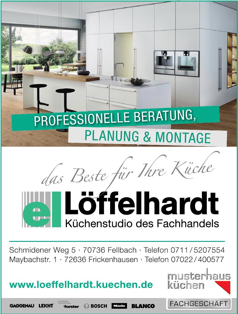 Löffelhardt Küchen