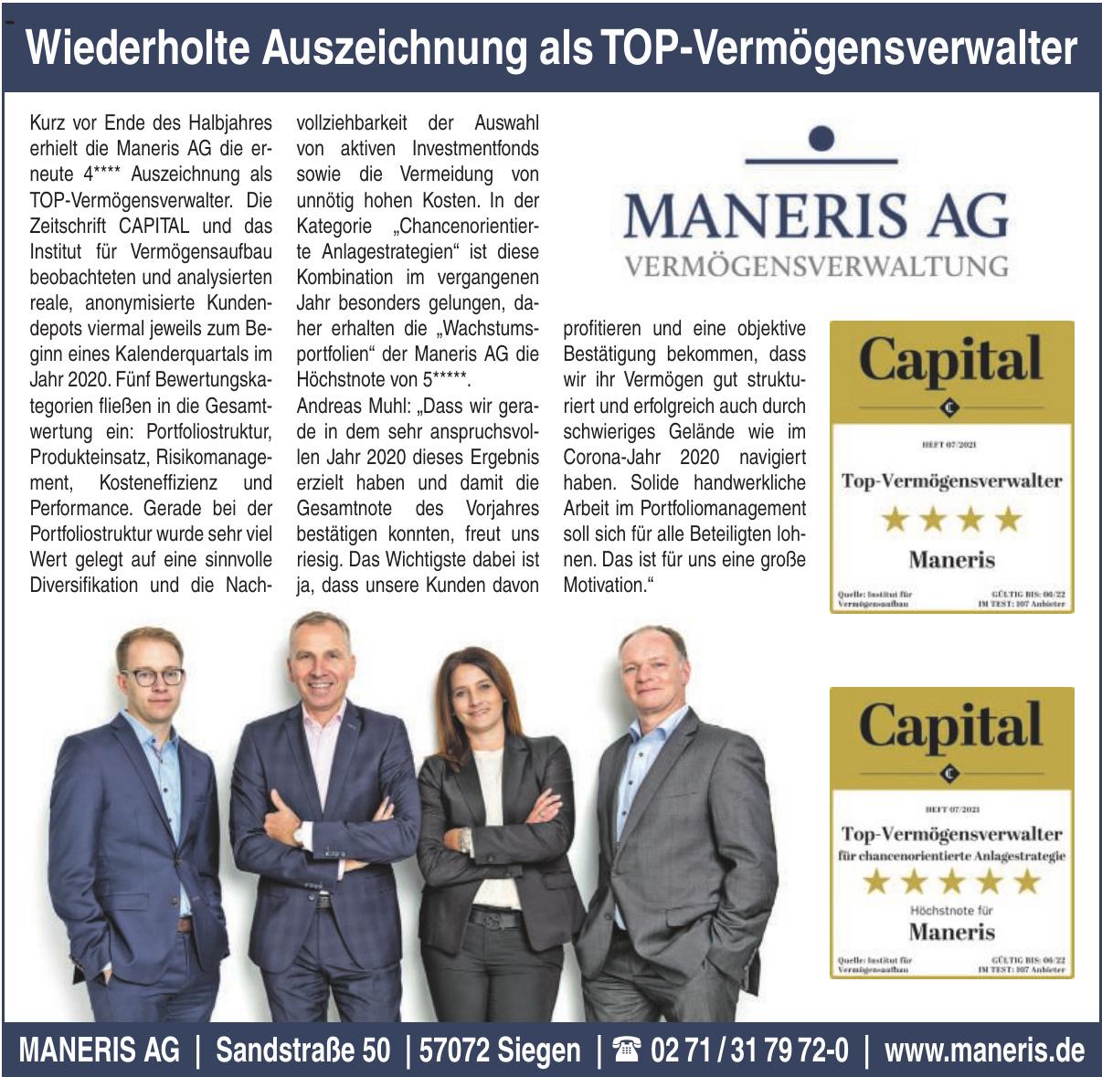 Maneris AG