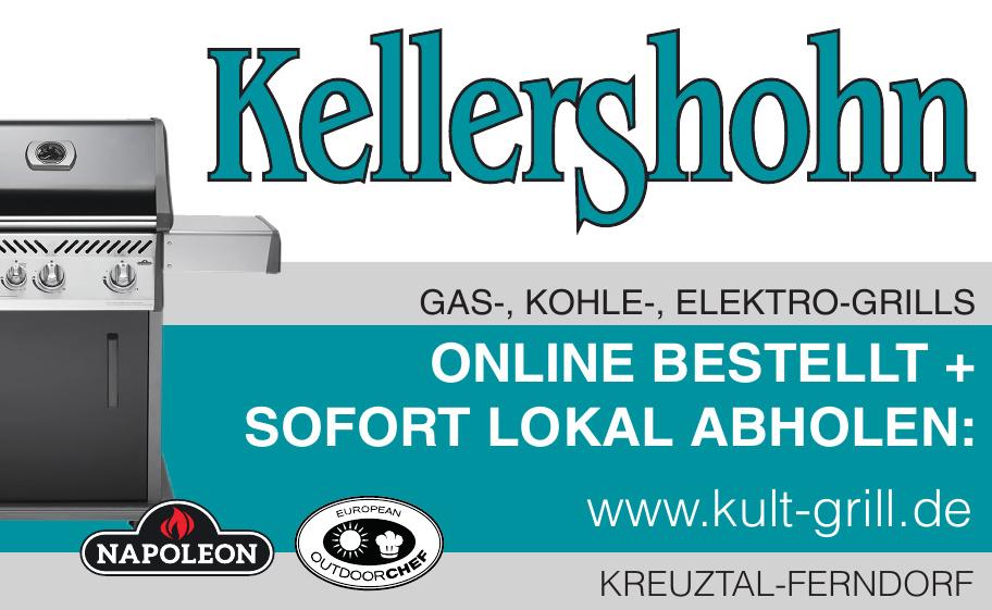 Kellershohn Gas-, Kohle-, Elektro-Grills