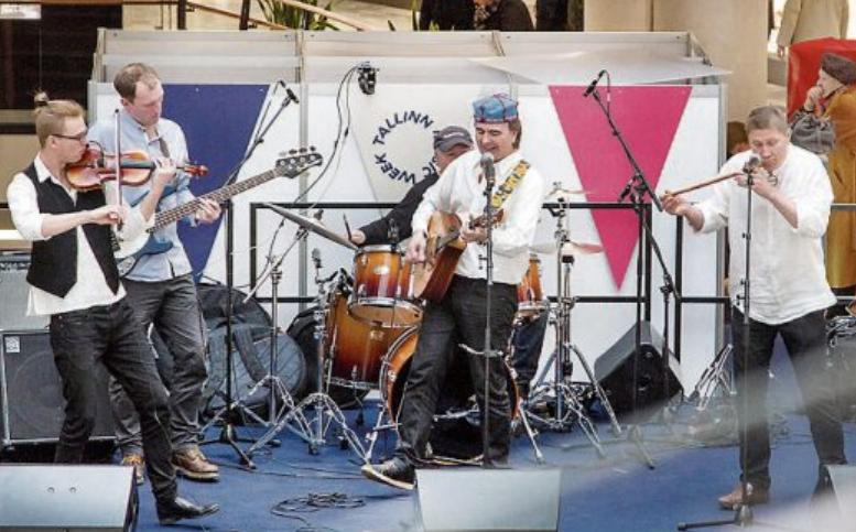 "Schwungvolle Musik aus Karelien präsentieren ""Sattuma"" aus Petrosawodsk"