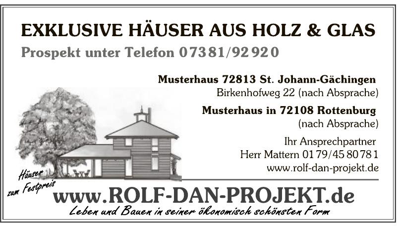 Rolf Dan Projekt