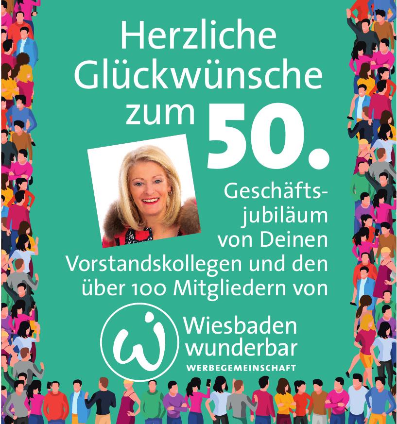 Wiesbaden wunderbar Werbegemeinschaft