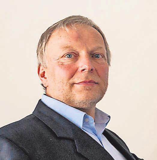 Peter Wagner von Inkom Neuruppin. FOTO: HENRY MUNDT