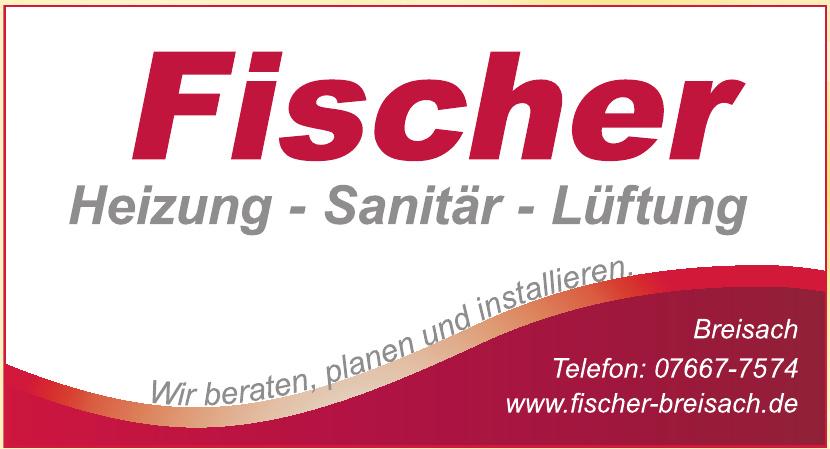 Fischer Heizung - Sanitär - Lüftung