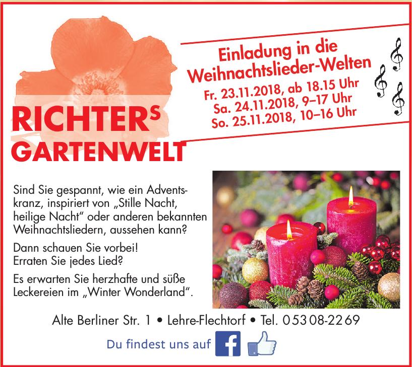 Richter's Gartenwelt