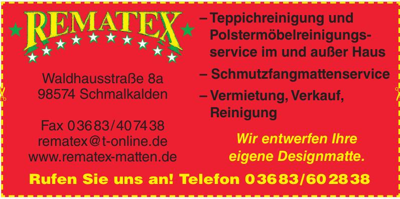 Rematex Sofortreinigungs GmbH
