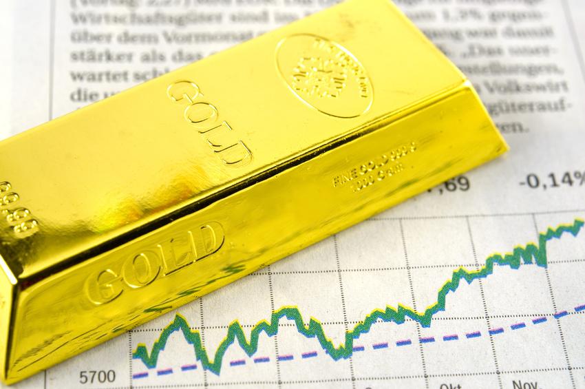 Gold macht eine glänzende Figur Image 2