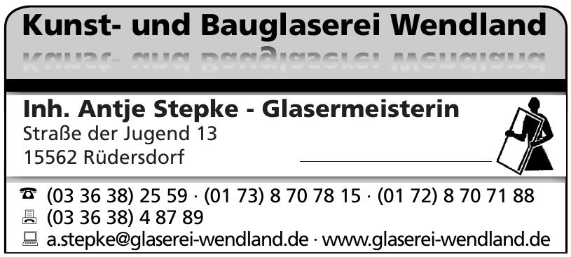 Kunst- und Bauglaserei Wendland