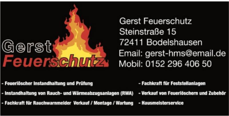 Gerst Feuerschutz