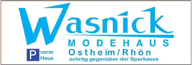 Wasnick Modehaus