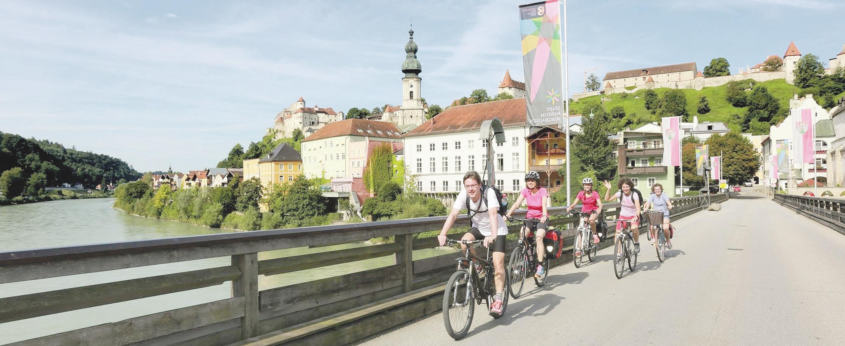 Urlaub dahoam: Kultur- und Freizeitparadies rund um die weltlängste Burg Image 6