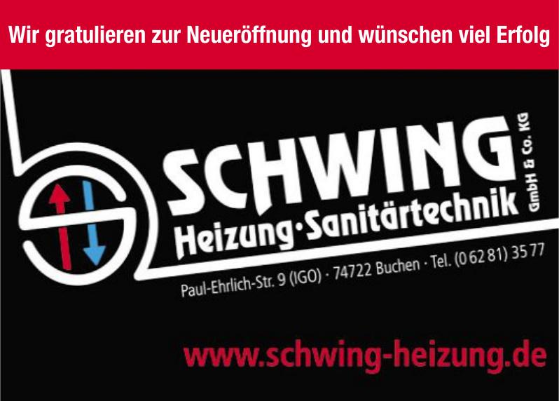 Schwing Heizung-Sanitärtechnik GmbH & Co. KG