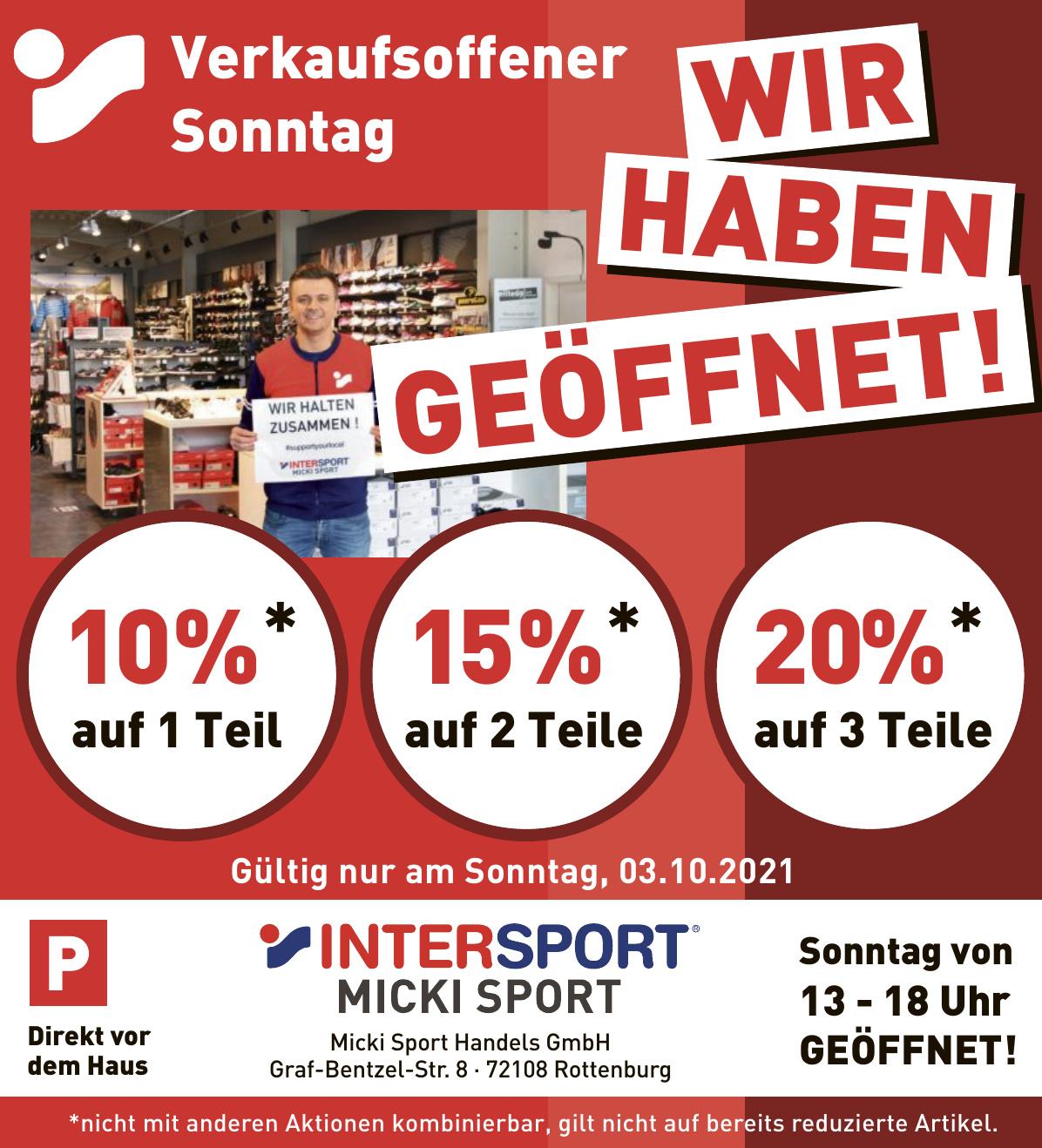 Micki Sport Handels GmbH