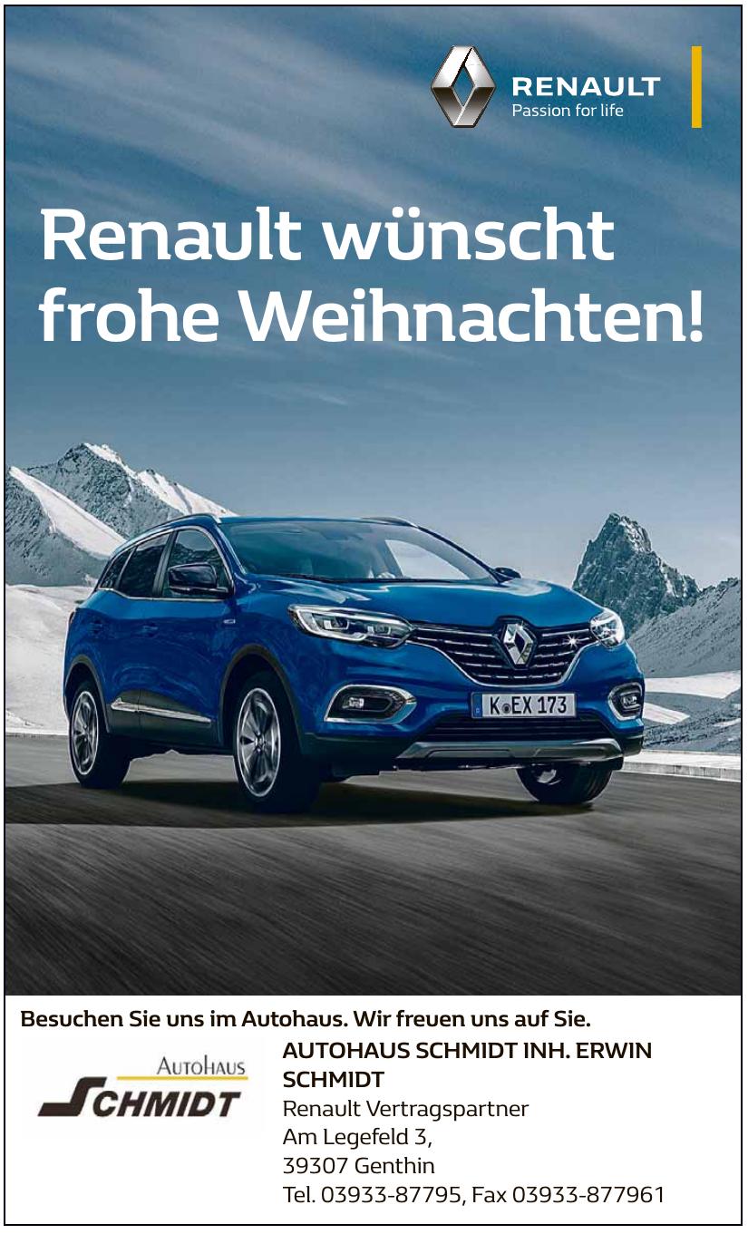 Autohaus Schmidt GmbH