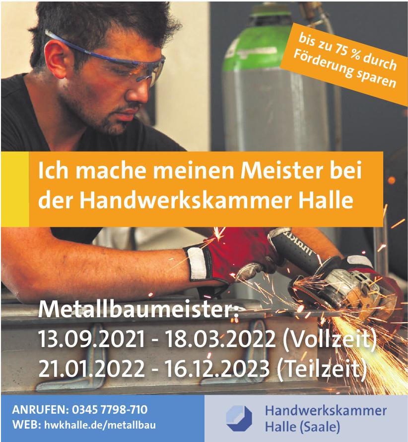 Handwerkskammer Halle (Saale)