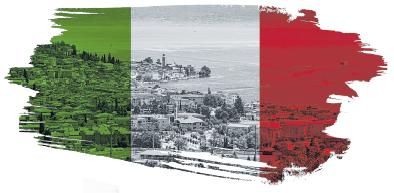Neapel ist die Geburtsstätte des gebackenen Teigfladens. Montage: SWP, Foto: Bildagentur Zoonar GmbH/ Shutterstock.com