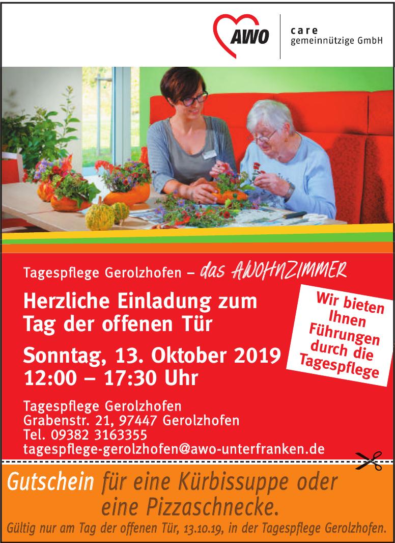 AWO - Tagespflege Gerolzhofen
