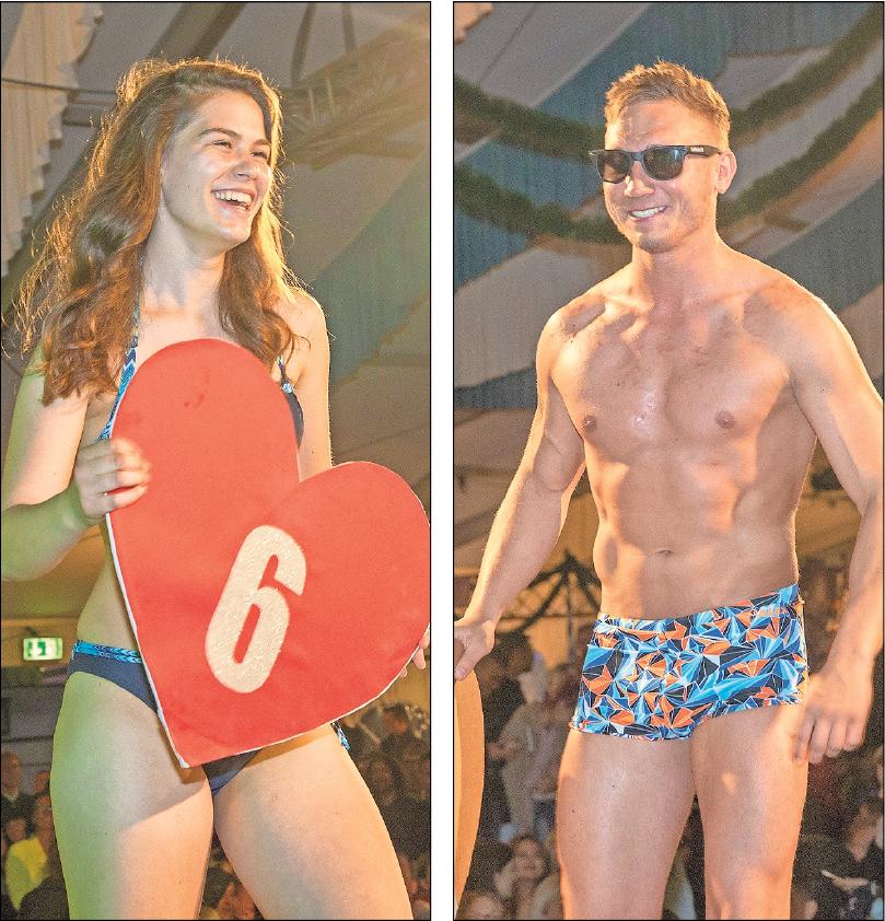 Am Donnerstag, 13. Juni, steht wieder die Miss- und Mister-Volksfest-Wahl an.